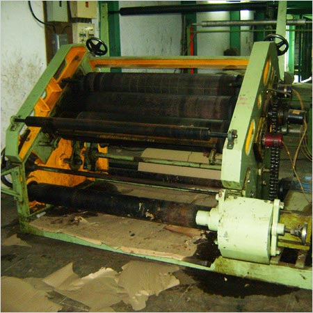 Buy BOX CORRUGATION MACHINE