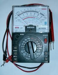 Buy Analog Meter