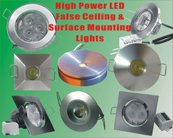 Led false ceiling surface mounting lights buy in mohali led false ceiling surface mounting lights aloadofball Images