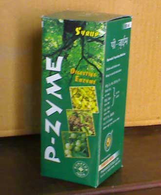 Buy P-ZYME SYRUP