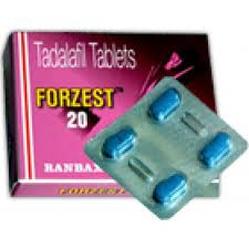 FORZEST 20 MG TABS