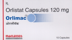 Orlimac 120mg capsules