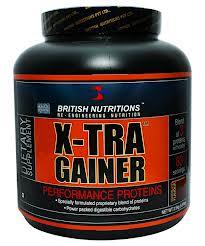 X -TRA GAINER