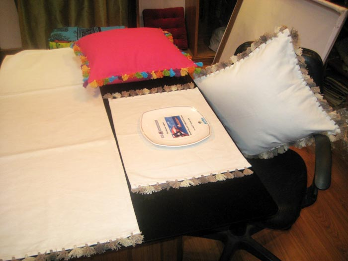 Buy Cotton Table Linen