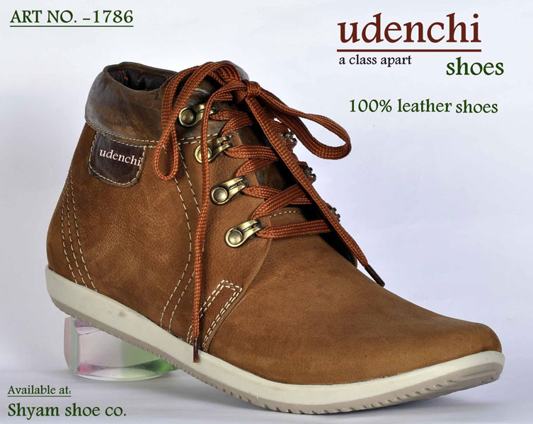 Buy Newbuck Leather Shoes