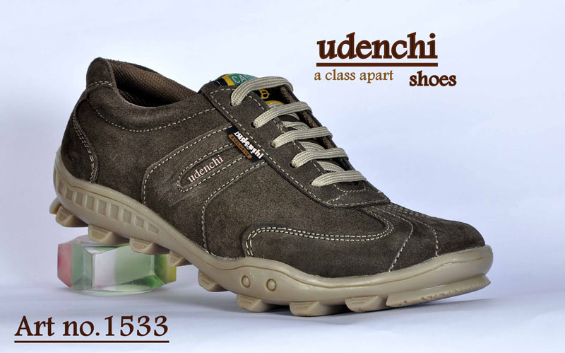 Buy SUEDE LEATHER DERBY SHOES