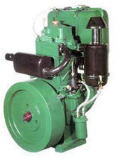 Buy 15HP-1500RPM Single Cylinder