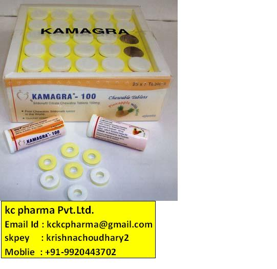 Kamagra-100 POLOTablets Kc Pharma Pvt.Ltd. Export