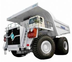 Buy SF33900 Electric Drive Dump Truck