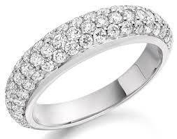 White Gold Ring Pc Jeweller Ltd