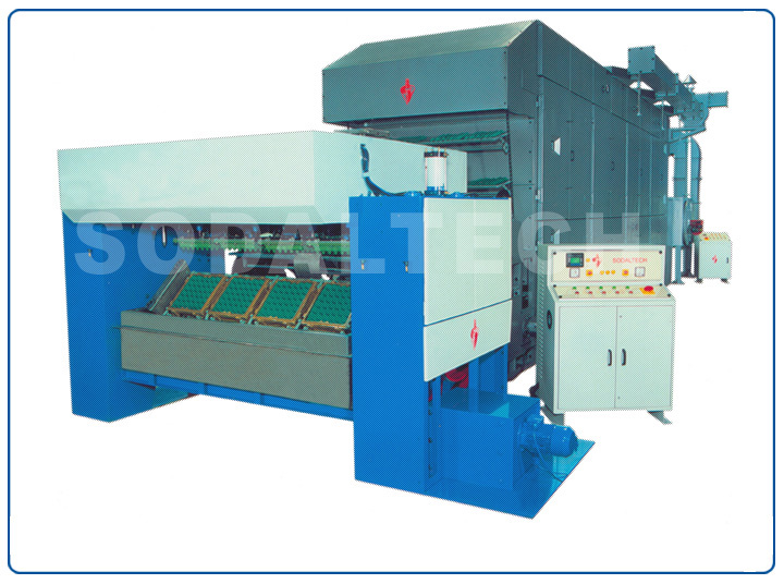 Buy PULP MOULDING MACHINERY