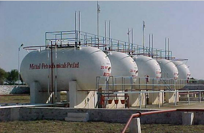 buy Compressed O2 Storage Tank