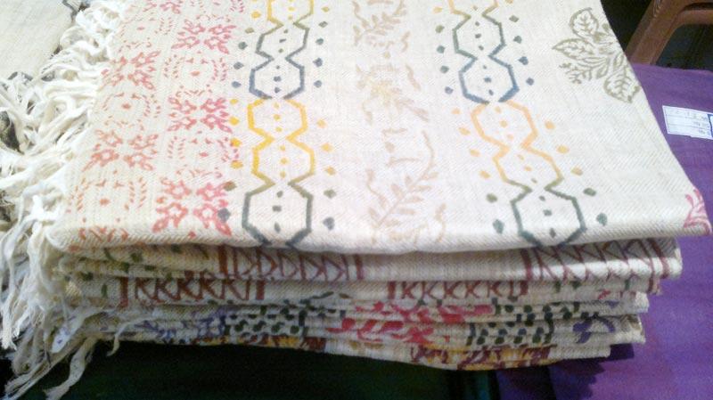 Buy Khadi Cotton Shawl