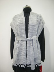 Buy Knitted Scarves With Belt