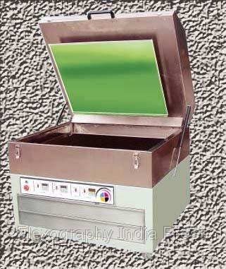 Liquid PHOTOPOLYMER RUBBER STAMPS MACHINE buy in Aarambhada
