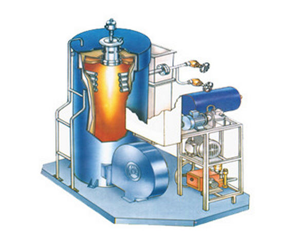 Buy Non - Ibr Coil Type Steam Boilers