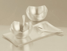 Buy Silver Plated Exclusive Italian Set