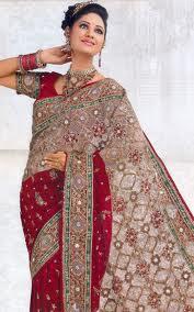 Buy Wedding saree
