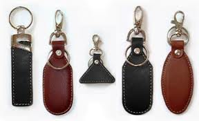 Buy Leather Key Chains
