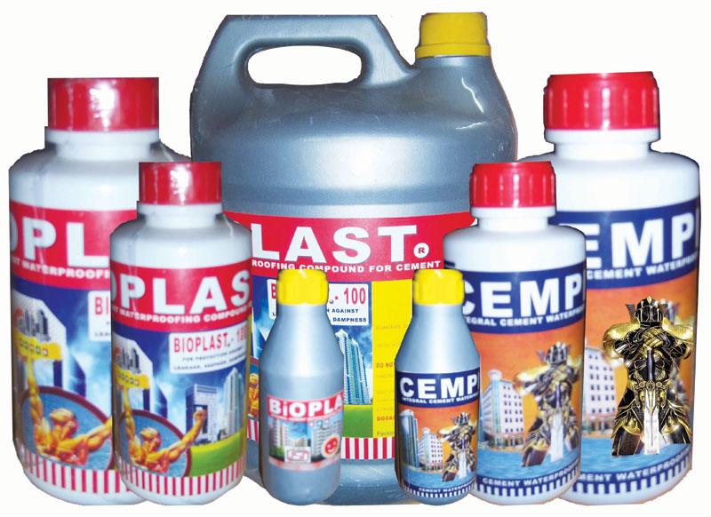 Buy Cement Waterproof Admixture (BIOPLAST-100)