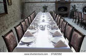 Buy Long dinner table