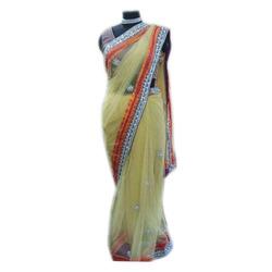 Buy Designer Net Sarees