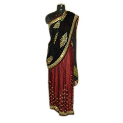 Buy Embroidered Sarees