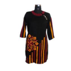 Buy Printed Woolen Kurtis