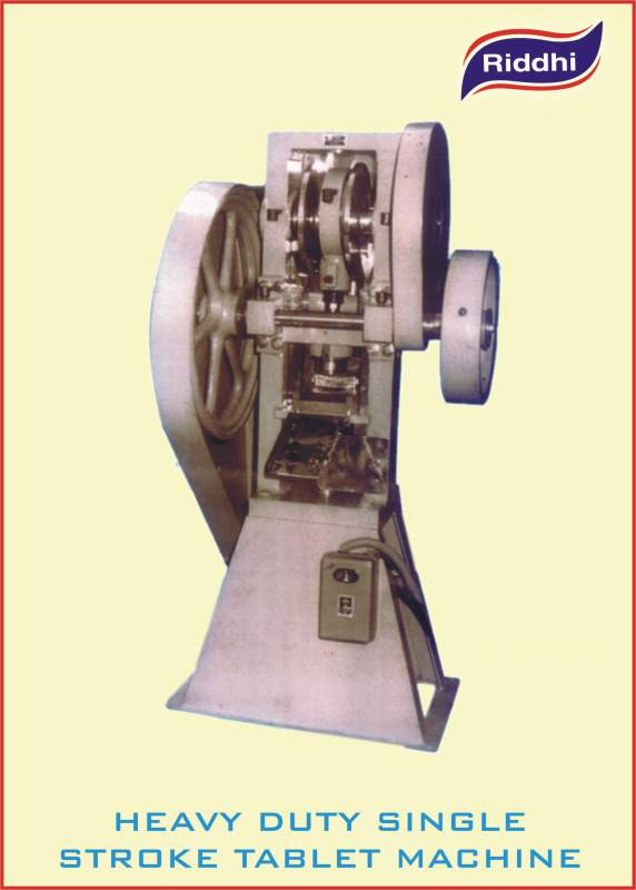 Buy SINGLE PUNCH TABLET PRESS