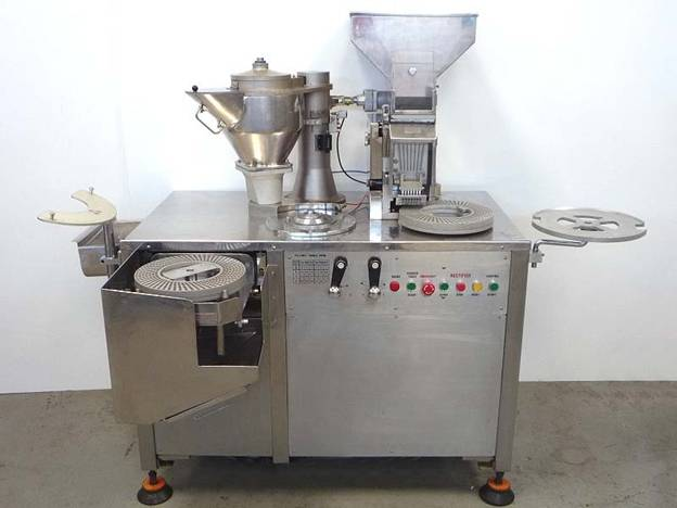 Buy Semi Automatic Capsule Filling Machine