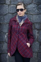 Buy Purple Ladies Coat
