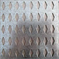 Buy Perforated stainless steel sheet