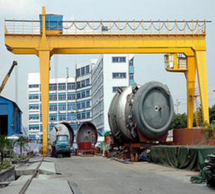 Buy Gantry/ Goliath Cranes