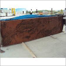 Buy Red Multi Granite Slab