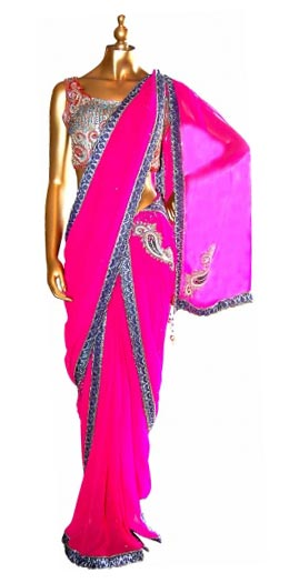 Buy Ladies Designer Sarees