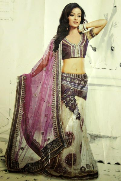 Buy Ladies Designer Lehenga