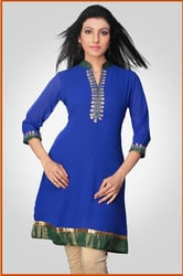 Buy Ladies Ethnic Designer Kurti