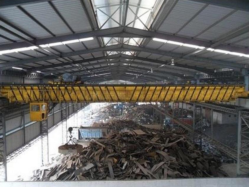 Buy Industrial Double Girder EOT Cranes