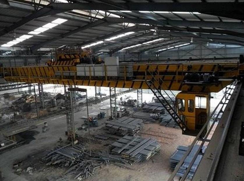 Buy Industrial Double Beam EOT Cranes