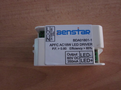 Buy Ac 18w/350ma Led Driver
