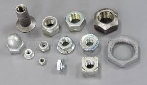 Buy Projection Hex Weld Nuts