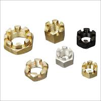 Buy Slotted Nuts