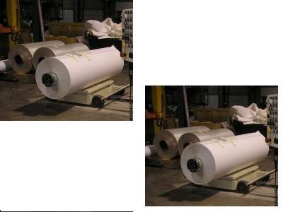 Buy Paper Rolls Handling Trolley