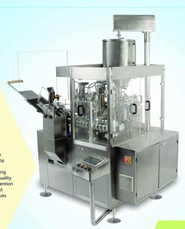 Buy LAMI / PLASTIC TUBE FILLING MACHINE