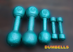 Buy Gym Dumbbells