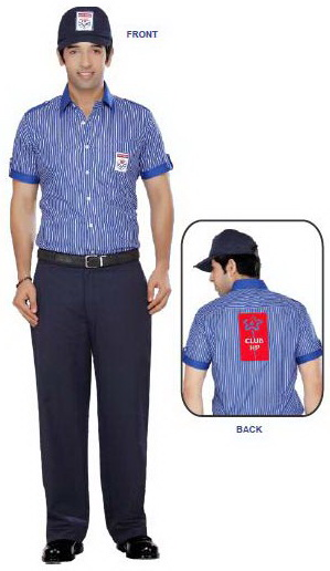 Buy HP Club Petrol pump uniforms