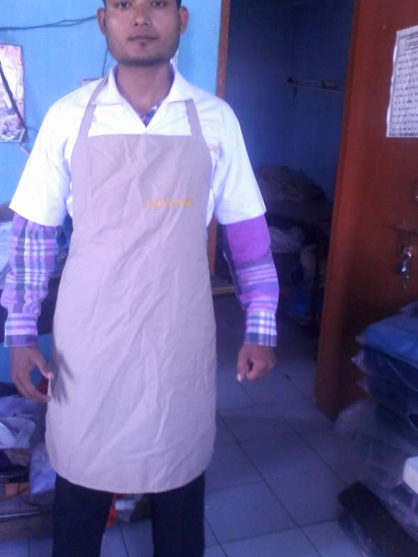 Buy Half Apron for industrial & other institutions