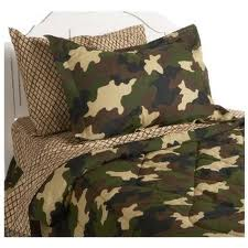 Army Bedsheets