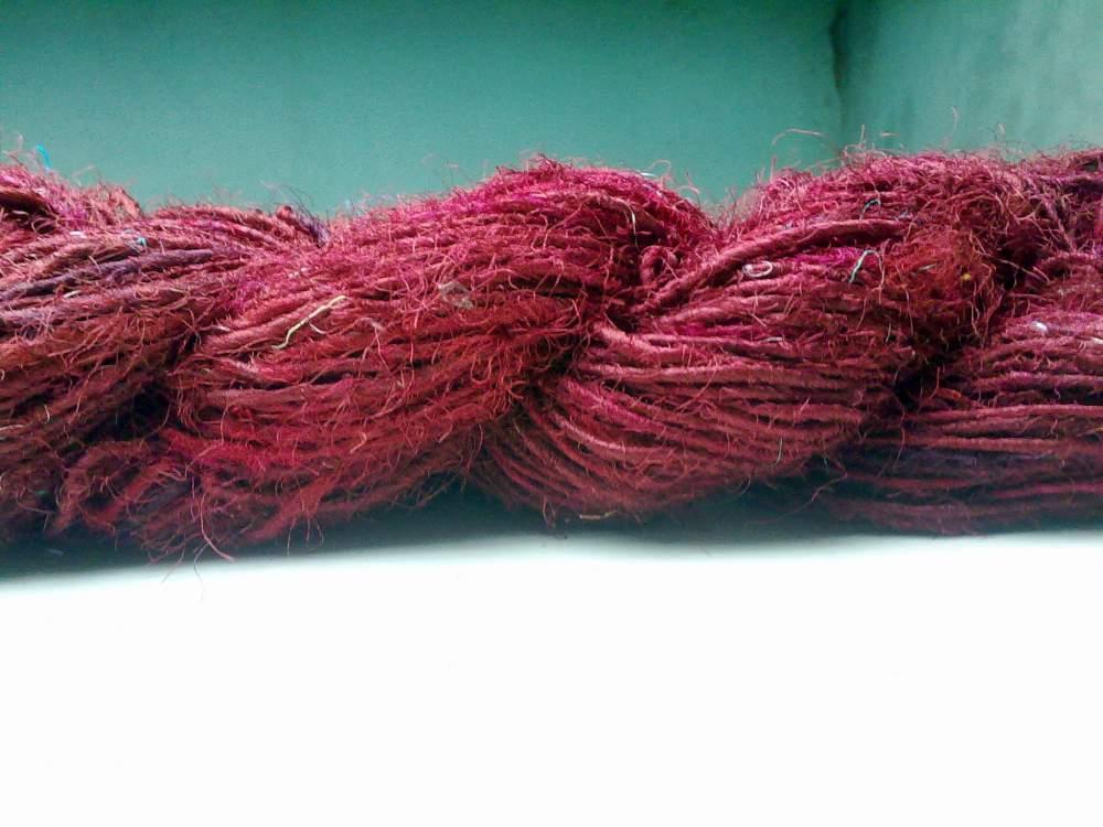 Buy Mahroon Yarn
