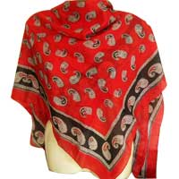 Buy Ladies silk Scarves
